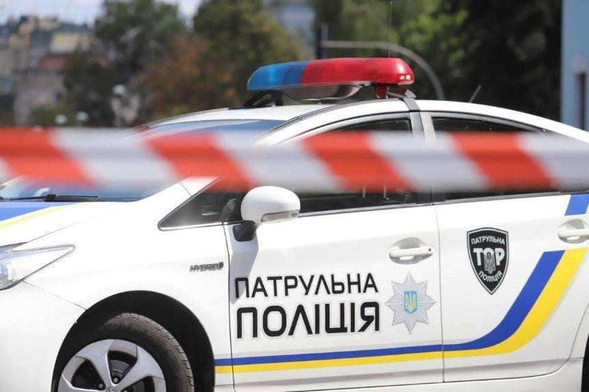 Вцентре Киева ограничат движение из-за мероприятий коДню защитника Украины