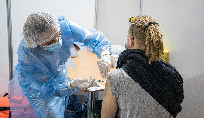 ВКиеве могут ввести обязательную вакцинацию,— Кличко
