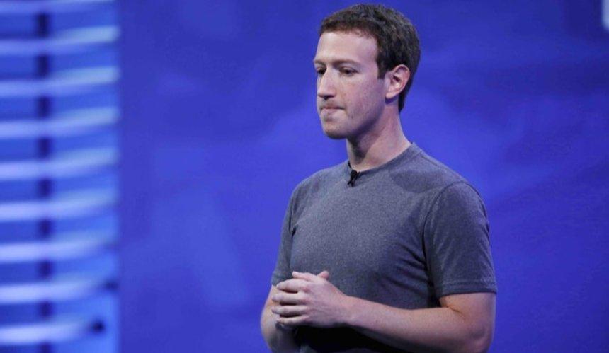 Цукерберг потерял 6,8 млрд долларов нафоне сбоя вFacebook,— СМИ