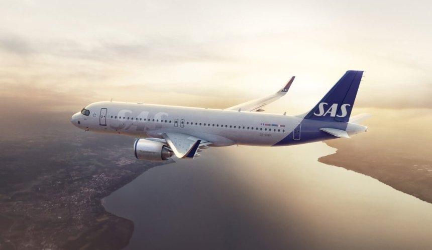 Авиакомпания SAS Airlines запускает рейсы из Киева в Стокгольм