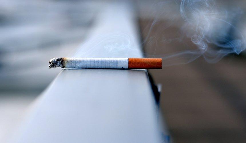 Ваэропорту «Борисполь» снова открыли комнаты для курения