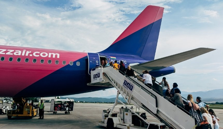 Wizz Air объявил быструю распродажу билетов соскидками −20%