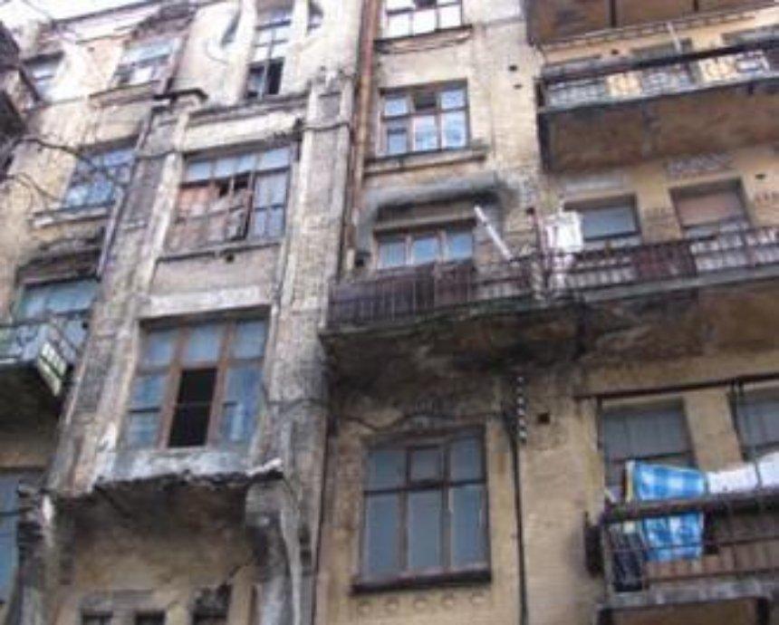 Дома-призраки Киева