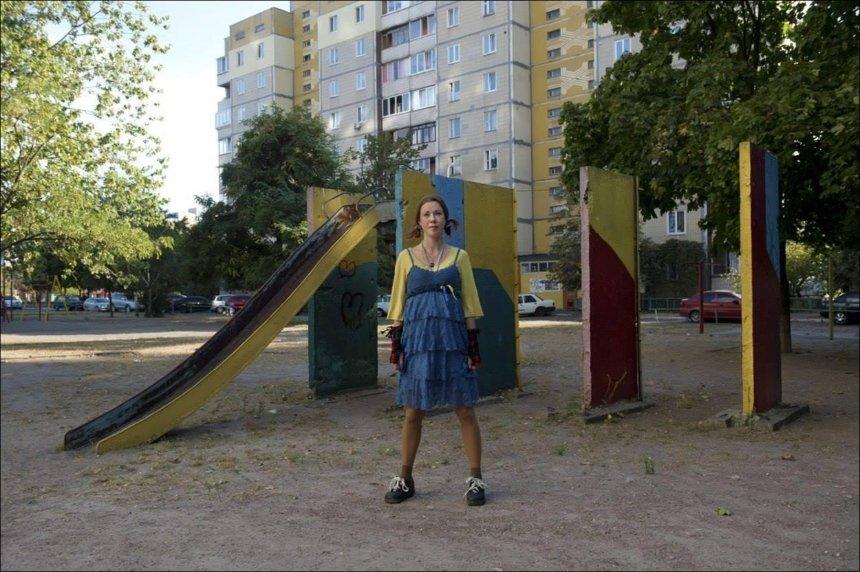 Троєщина очами іноземця: француз фотографує киян для виставки у Парижі (фото)