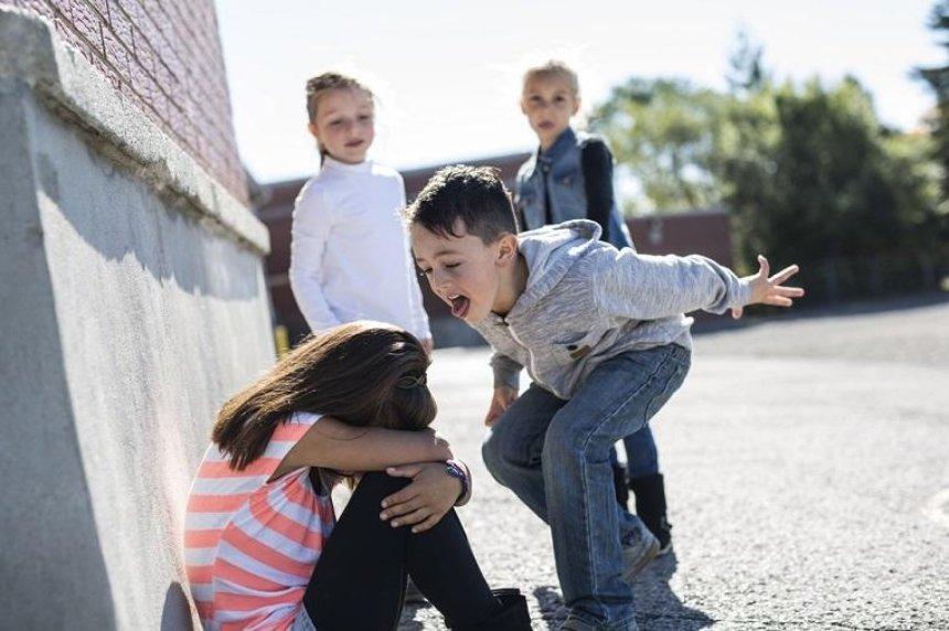 Второклассник с Троещины полтора года терроризирует школьников и учителей