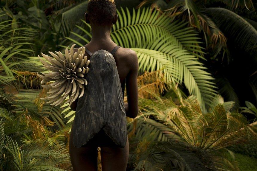 Мушлі та комахи: український бренд випустив колекцію натуралістичних рюкзаків (фото)