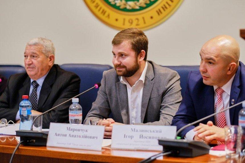 Антон Мирончук  стал почетным главой отделения НОК Украины в Киевской области