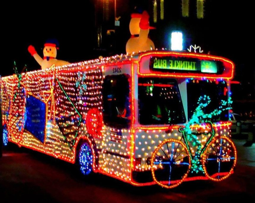 Праздник приближается: киевлян обрадуют необычными проездными на декабрь