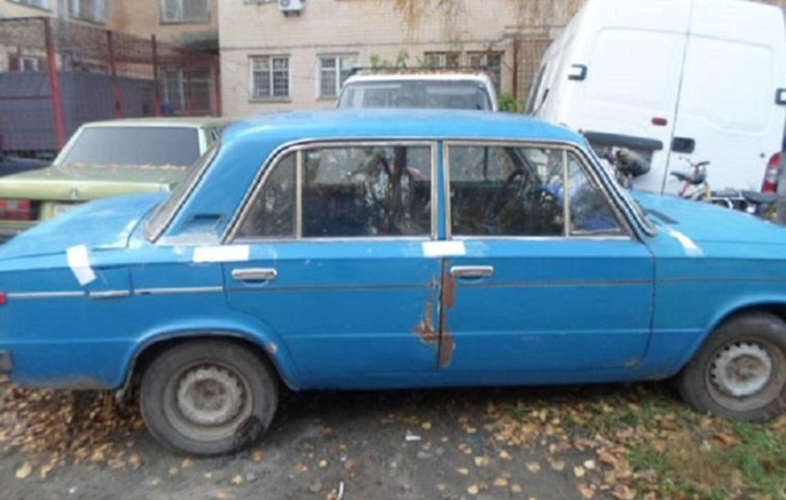 """В Одесской области подросток купил авто за """"игрушечные"""" доллары (фото)"""