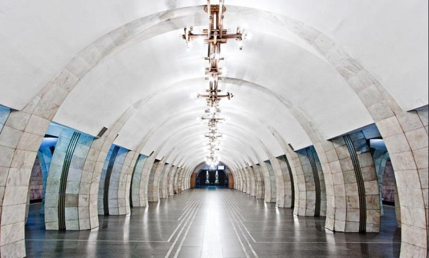 """В столице """"заминировали"""" одну из станций метро"""