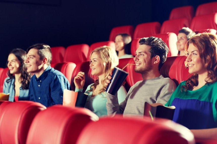 В Киеве открылся кинотеатр, где все сеансы стоят 50 грн
