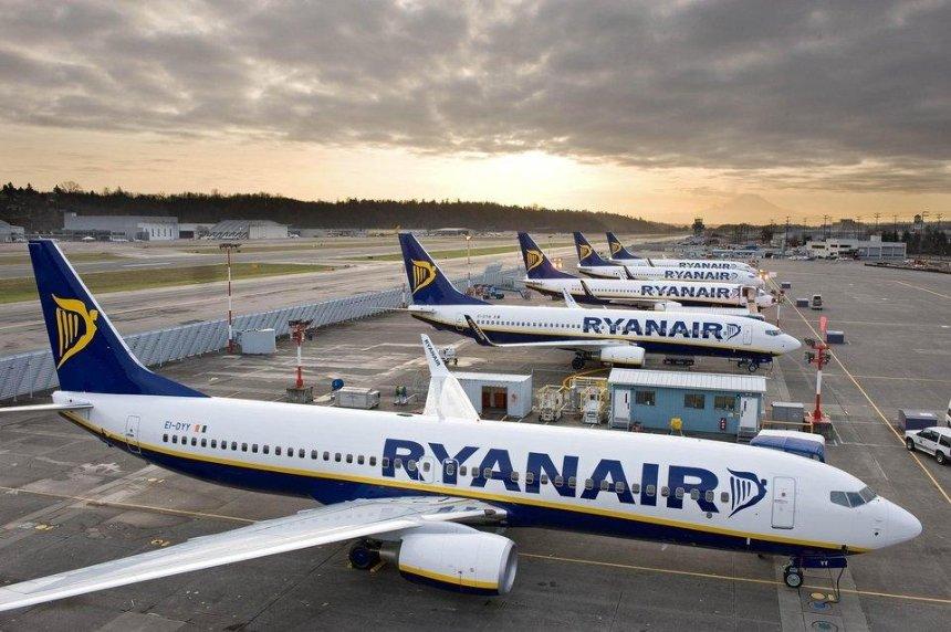 Билеты от 5 евро: Ryanair проводит неделю скидок