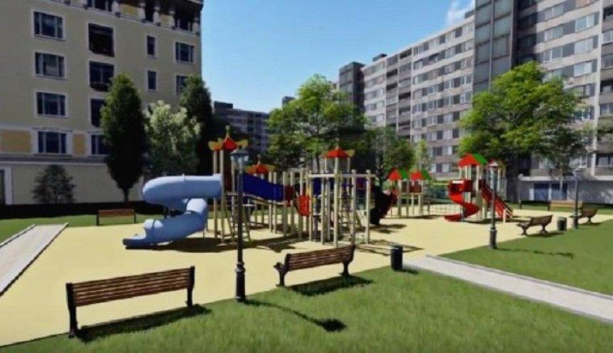 У Києві облаштують сквер за проектом студента (фото)