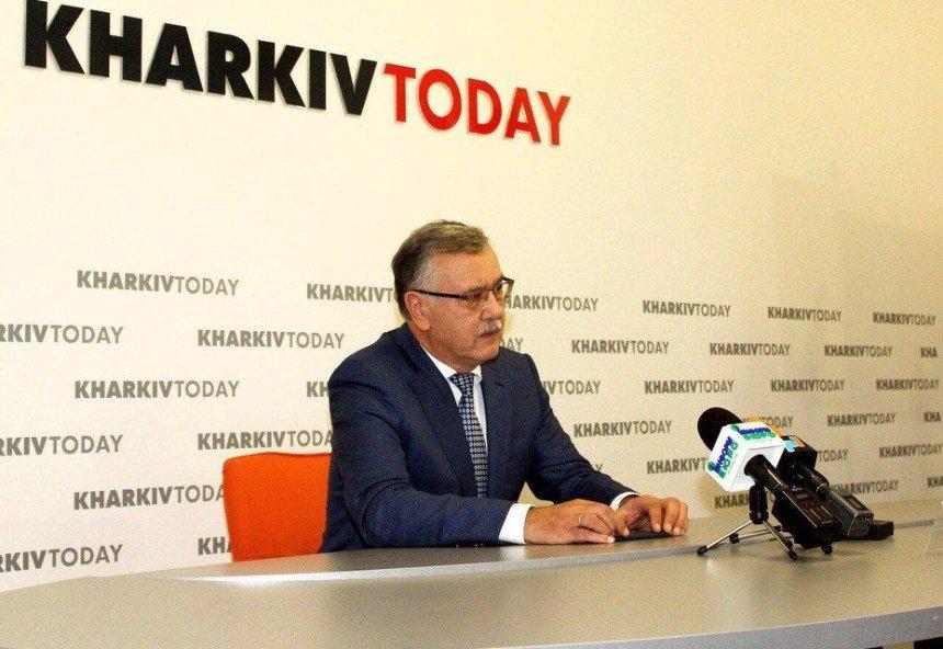 На пресс-конференции Гриценко в Харькове произошел конфуз