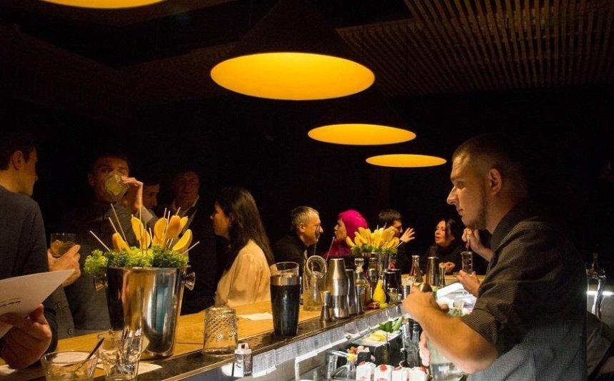 У Києві відкрився перший аудіофільний бар