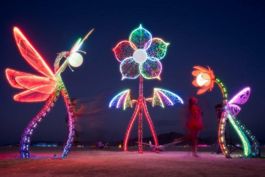 Киян запрошують на перший регіональний фестиваль Burning Man