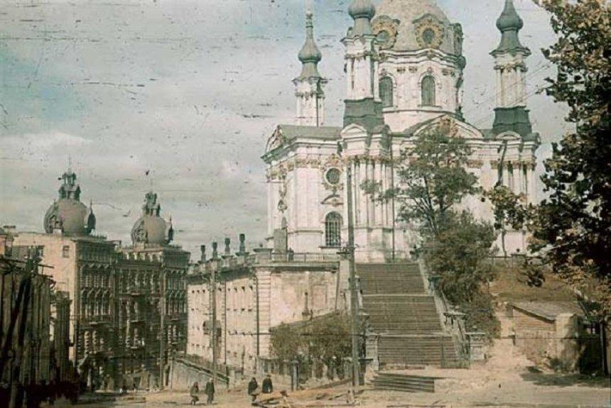Жители столицы могут посмотреть на исторический Подол (фото)