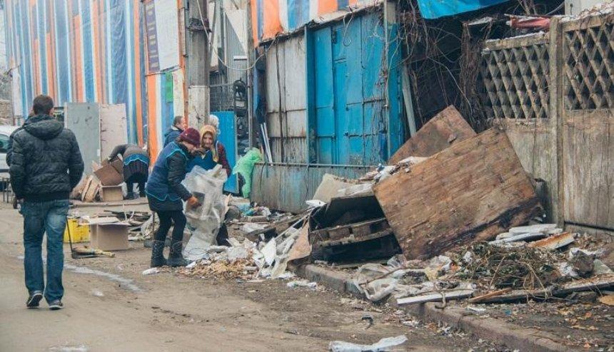 Как выглядит освобожденная от МАФов улица Вокзальная (фото)