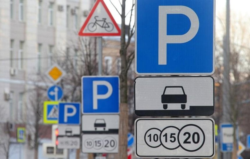 У Києві облаштують більше сотні платних парковок