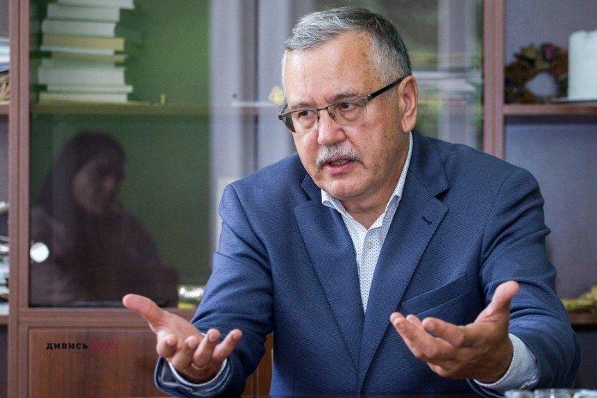 В защиту Гриценко стал военный прокурор Матиос