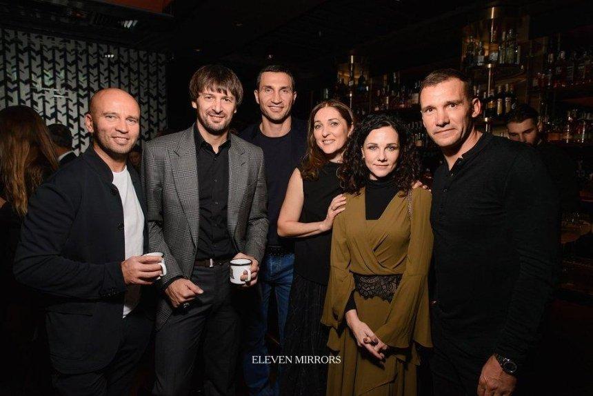 Владимир Кличко открыл в центре Киева свой бар (фото)