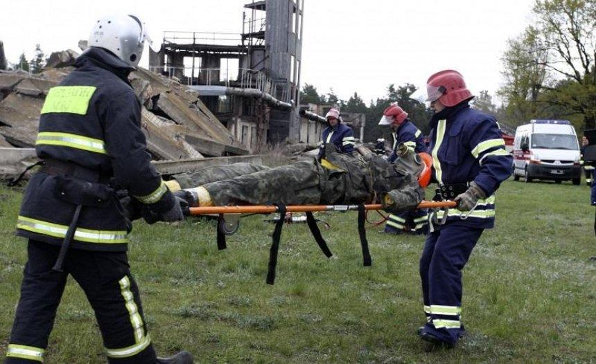 С техникой и сиренами: в Киеве пройдут масштабные учения спасателей