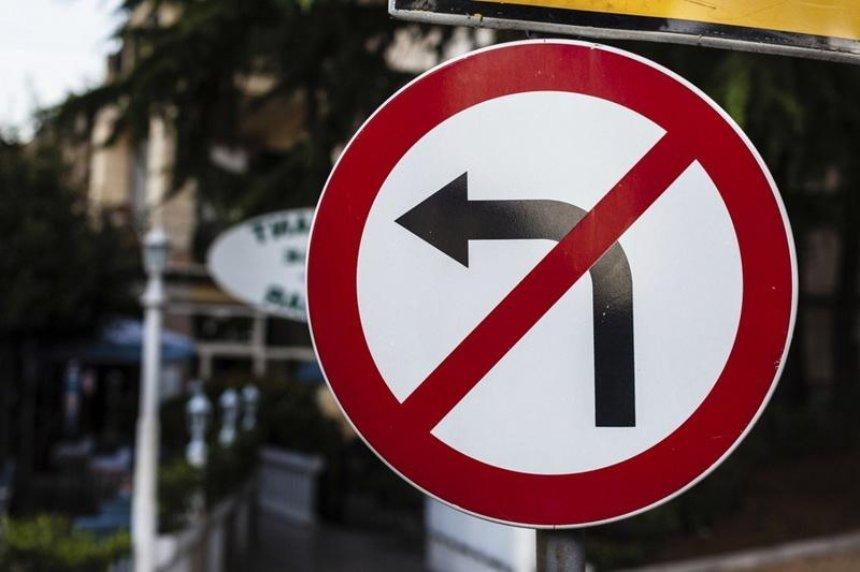 В Украине хотят запретить левый поворот