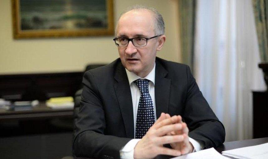 В столице напали на главу Высшей квалификационной комиссии судей