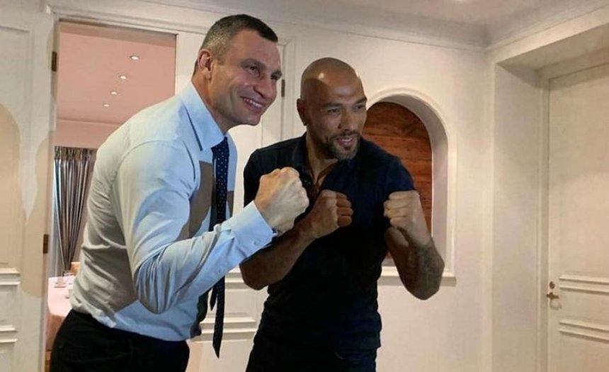В Киеве будут снимать международный сериал об опасной работе бывшего боксера