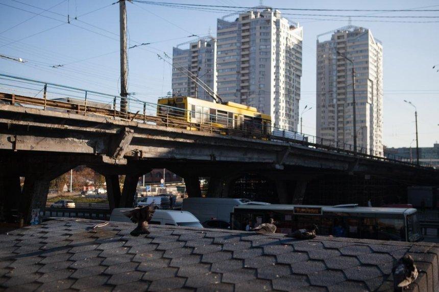 Демонтаж Шулявского моста снова перенесли