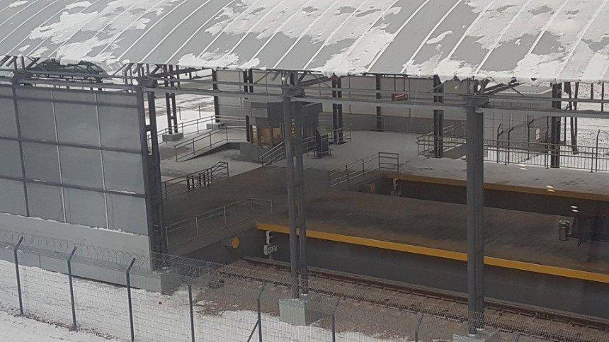 Как выглядит станция поезда Kyiv Boryspil Express в«Борисполе» (фото)