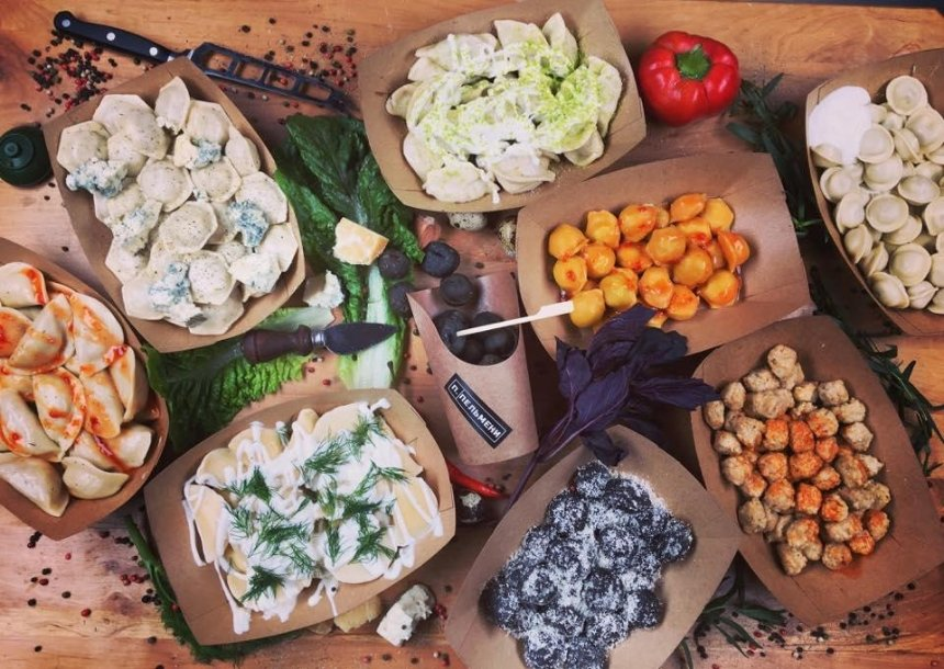 Куда приводит голод: уличная еда на Бессарабке
