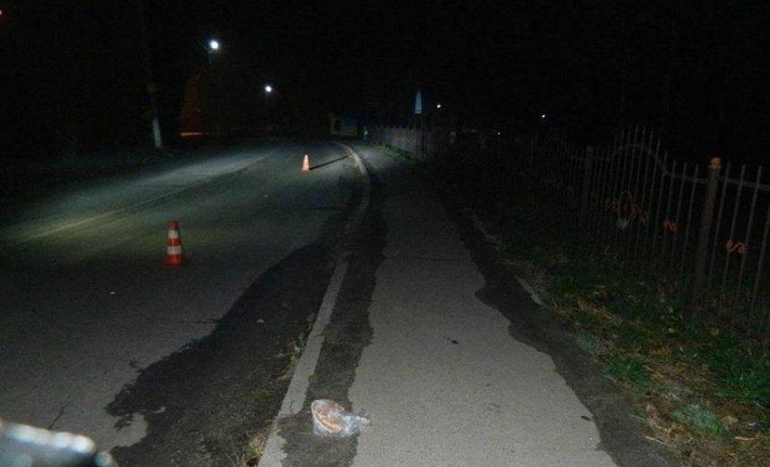 На Киевщине пьяный водитель наехал на ребенка