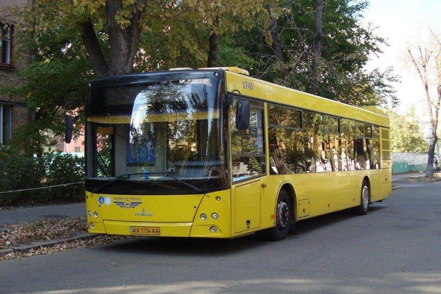Другим путем: один из столичных автобусов меняет свой маршрут (схема)