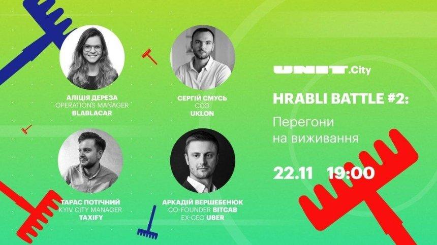 Топ-менеджеры украинских компаний будут «меряться граблями» ВUNIT.City
