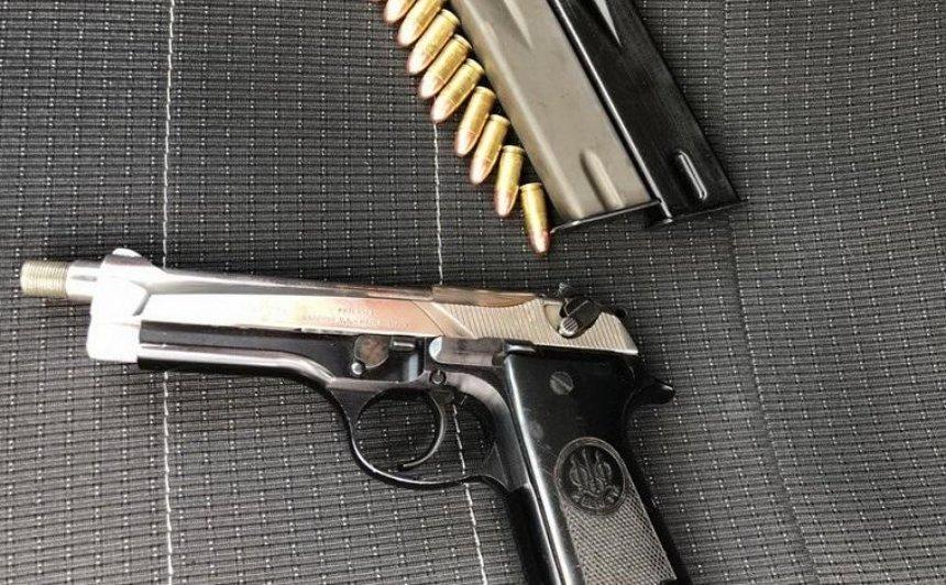 В Киеве сторонники ИГИЛ торговали оружием (фото)