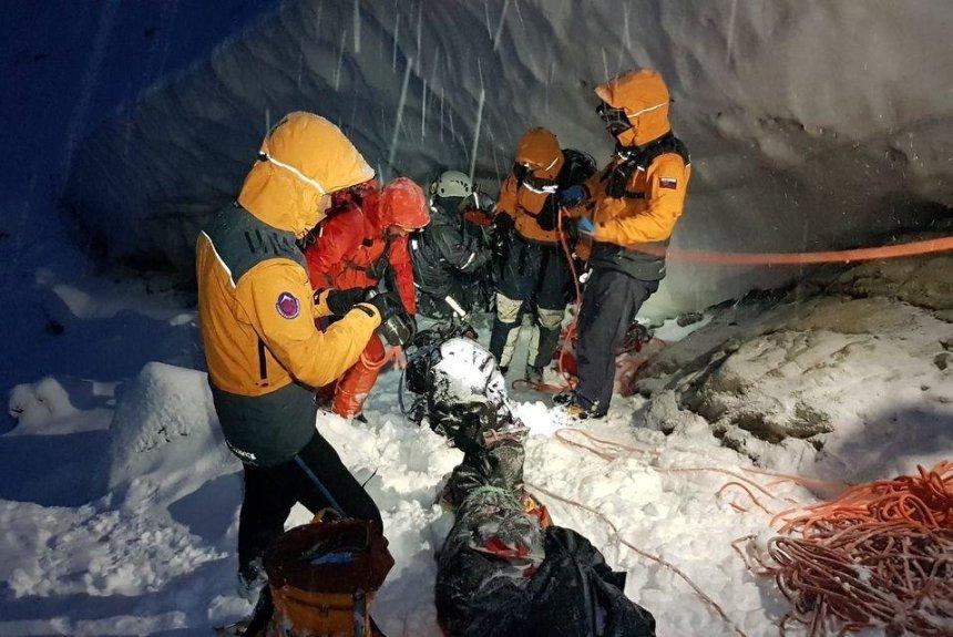 Двое украинских альпинистов погибли в словацких Татрах