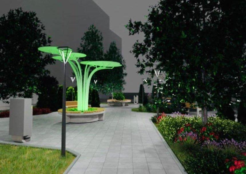 Как будет выглядеть инновационный экопарк на Рейтарской (фото)