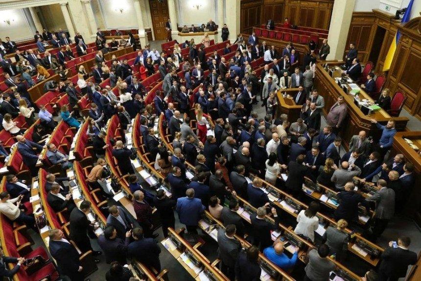 Верховная Рада приняла в первом чтении законопроект о рынке земли