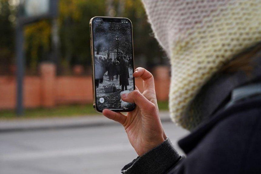 В Киеве создали интерактивный аудиоспектакль «29/09» о трагедии Бабьего Яра