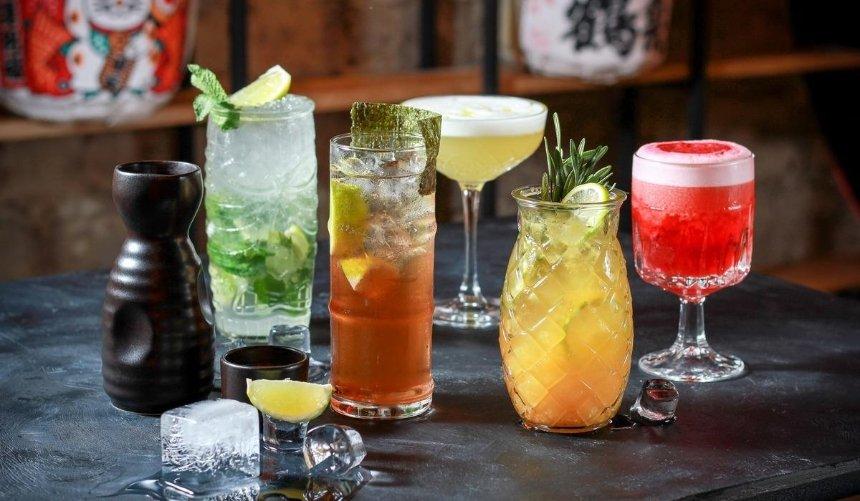 Новое место: Torisho Izakaya Sushi Bar наШота Руставели