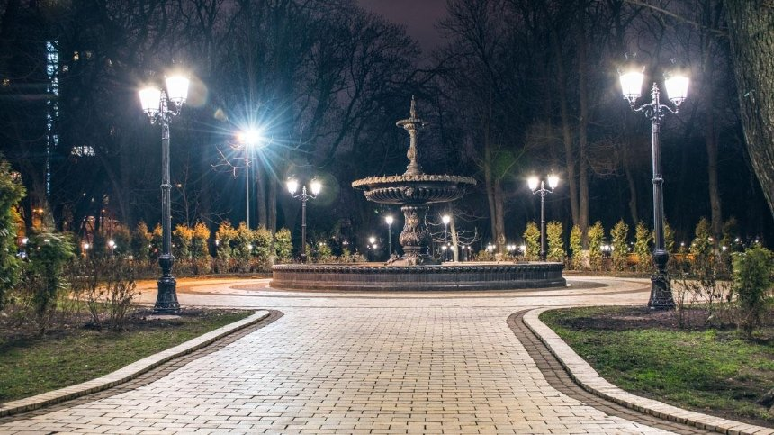 Где в Киеве отремонтируют парки и обустроят площадки