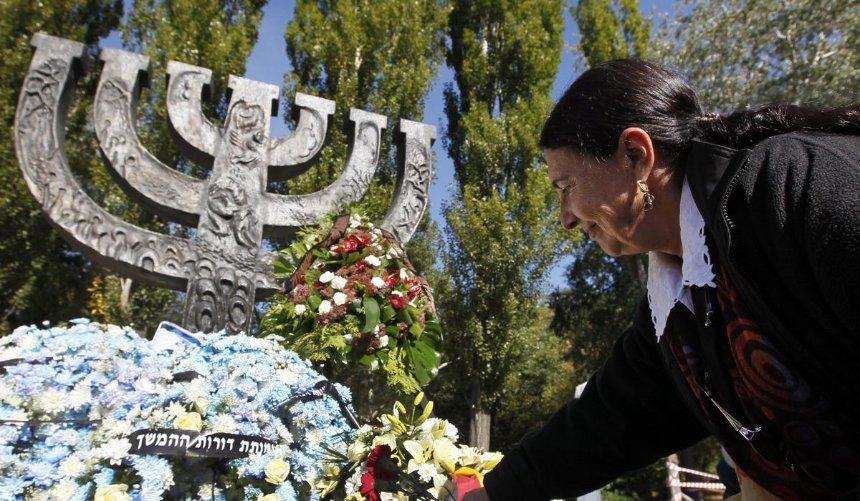 Натерритории Бабьего Яра хотят открыть мемориальную синагогу