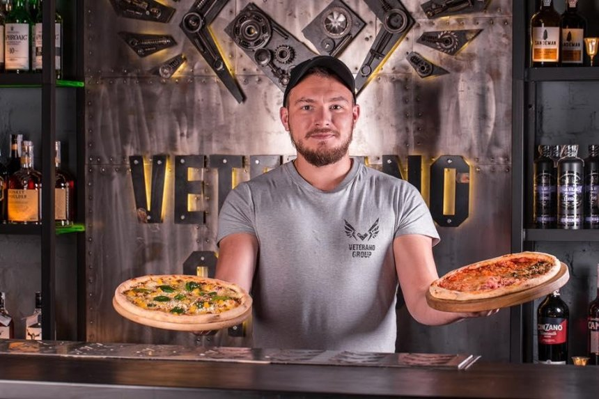 Карантин «выходного дня»: Veterano Pizza бесплатно поможет с доставкой соседним ресторанам