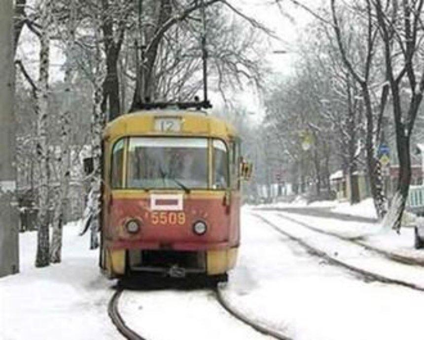 В Киеве временно закрывают маршрут трамвая в Пущу-Водицу (схема)