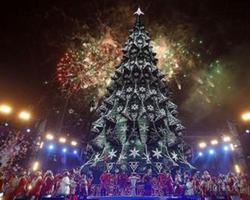 КГГА опубликовала программу новогодних праздников