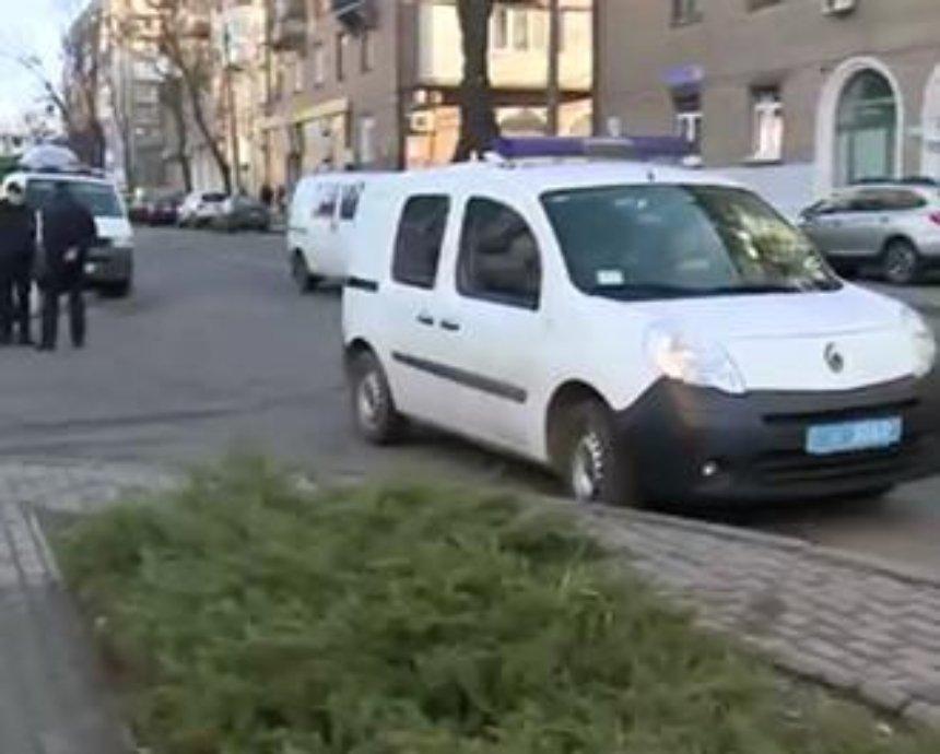 """В Киеве заминировали телеканал """"112 Украина"""""""