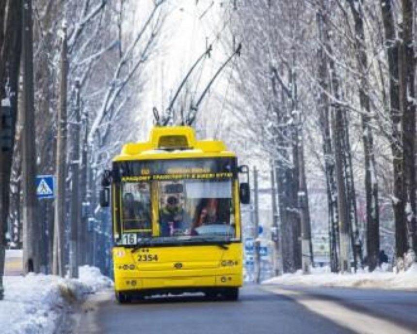 Киевское метро и маршрутки продлят работу в новогоднюю ночь