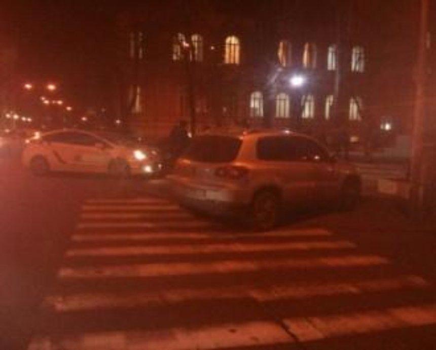 В Киеве патрульная полиция отобрала автомобиль у нардепа Игоря Луценко (фото)