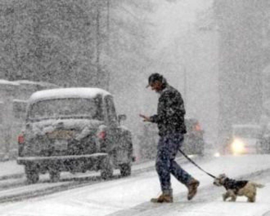 В Киеве и области объявили штормовое предупреждение